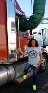 Clean Diesels at Work_IdleAir 8.2014 Audrey Stowers at Jackson GA_by David Dejean and Rico Moore 3