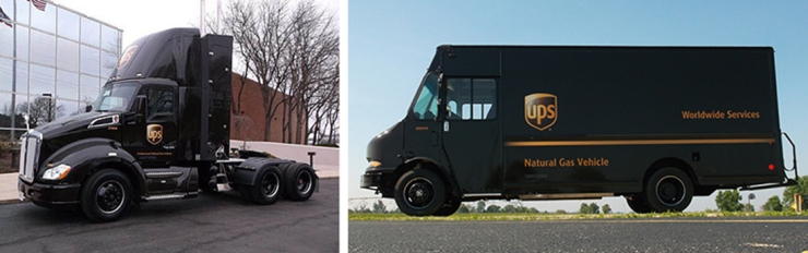 UPS has announced plans to add some 800 mostly Kenworth tractors and 600 Freightliner Custom Chassis-Morgan Olson package cars, all fueled by CNG over the next year. UPS has tapped TruStar to build 12 new fueling stations and refurbish three others to support them.