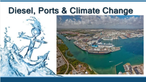 Diesel, Ports & Climate Change