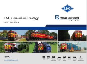 LNG Conversion Strategy