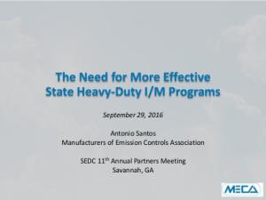 MECA Presentation
