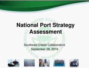 National Port Strategy